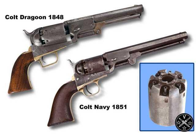 9)Третий пневмат из истории Дикого Запада – Remington 1875