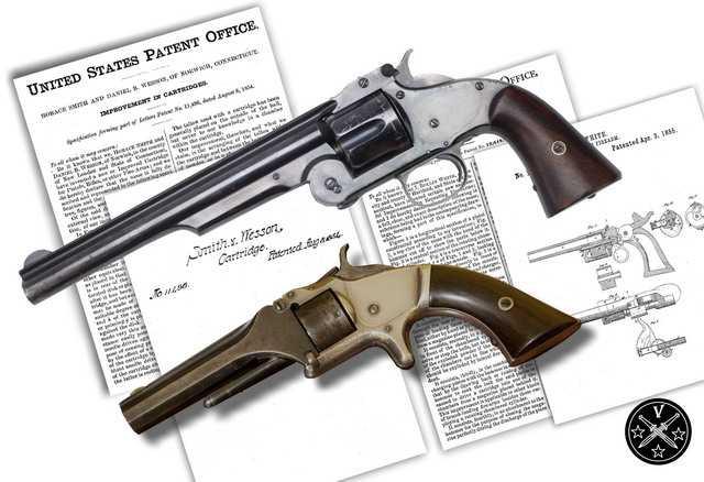11)Третий пневмат из истории Дикого Запада – Remington 1875