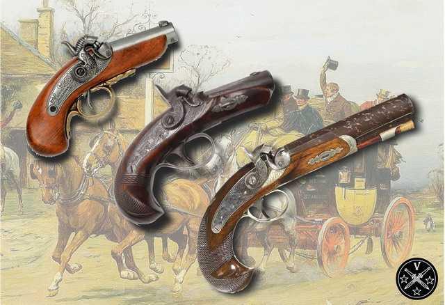 14)Третий пневмат из истории Дикого Запада – Remington 1875