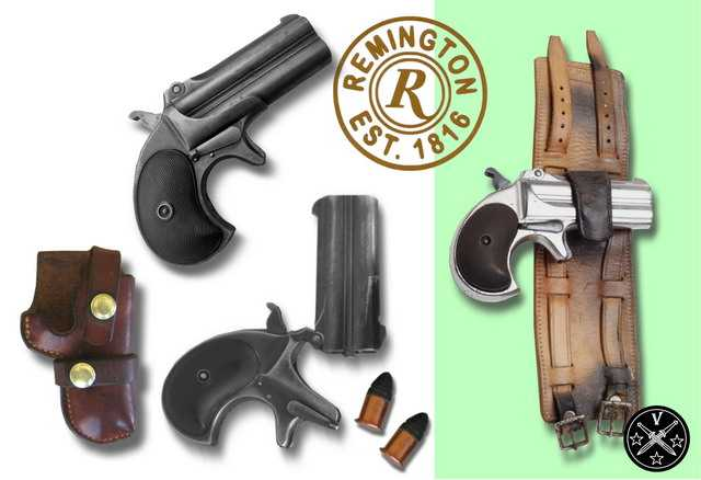 17)Третий пневмат из истории Дикого Запада – Remington 1875