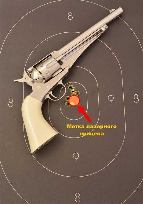 22)Третий пневмат из истории Дикого Запада – Remington 1875