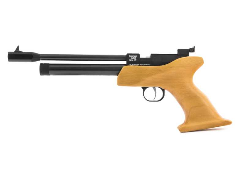 5)Хит-парад. Топ 10 некопийных пневматических пистолетов.