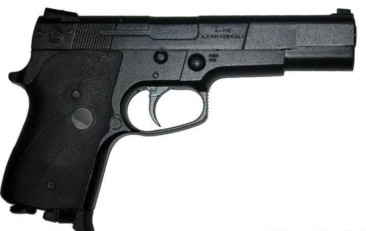9)Хит-парад. Топ 10 некопийных пневматических пистолетов.