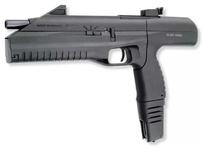 7)Хит-парад. Топ 10 некопийных пневматических пистолетов.