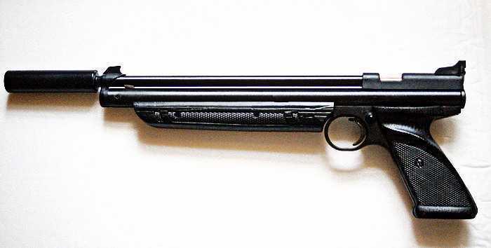 15)Хит-парад. Топ 10 некопийных пневматических пистолетов.