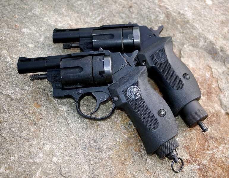 3)Хит-парад. Топ 10 некопийных пневматических пистолетов.