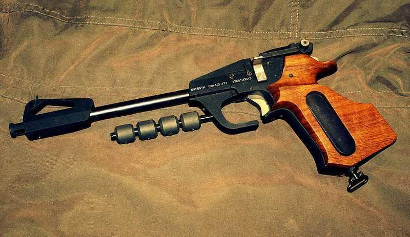 13)Хит-парад. Топ 10 некопийных пневматических пистолетов.