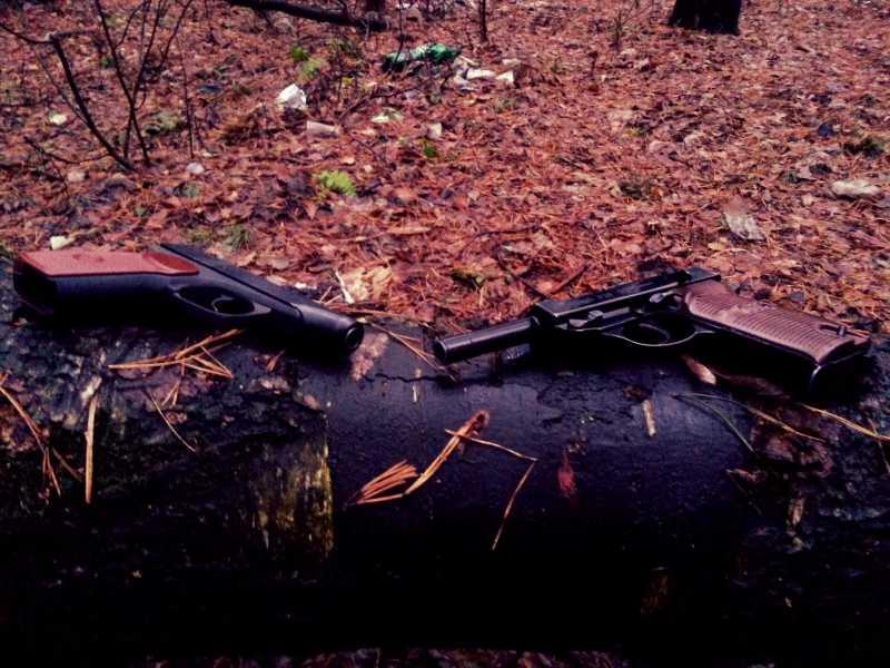 3)Umarex Walther P38 Породистый Немец офицерских кровей