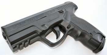 3)Пневматический пистолет ASG Steyr M9-A1