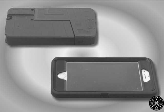 5)Стреляющий смартфон (по следам комментариев пользователей)
