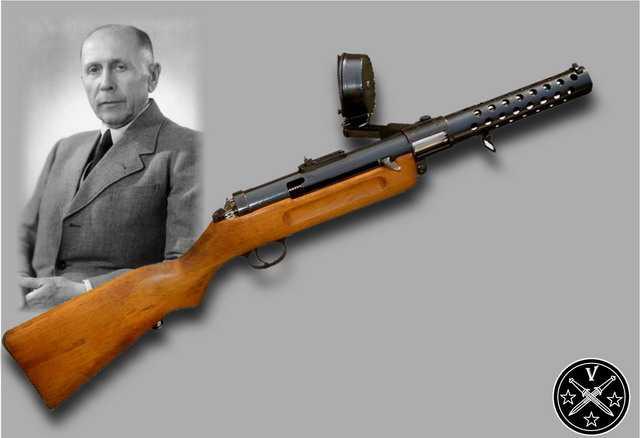 7)Пневматический пистолет-пулемет UMAREX MP-40, часть 1