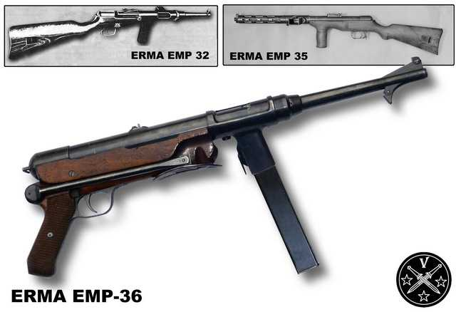 9)Пневматический пистолет-пулемет UMAREX MP-40, часть 1
