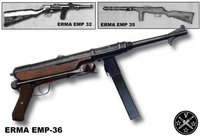 9)Пневматический пистолет-пулемет UMAREX MP-40, часть 1