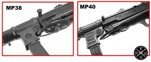 13)Пневматический пистолет-пулемет UMAREX MP-40, часть 1