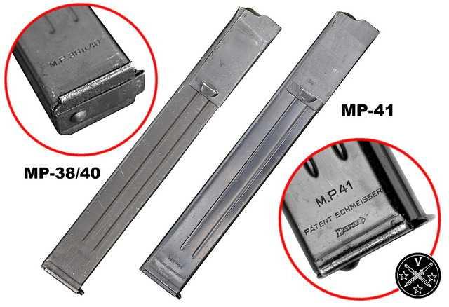 18)Пневматический пистолет-пулемет UMAREX MP-40, часть 1
