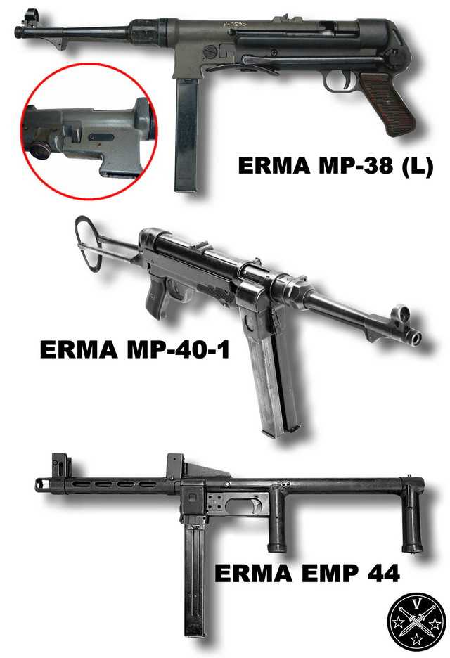 21)Пневматический пистолет-пулемет UMAREX MP-40, часть 1