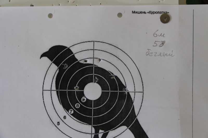 12)Маузер М 712 от Gletcher: первые впечатления от стрельбы и своеобразие модели.