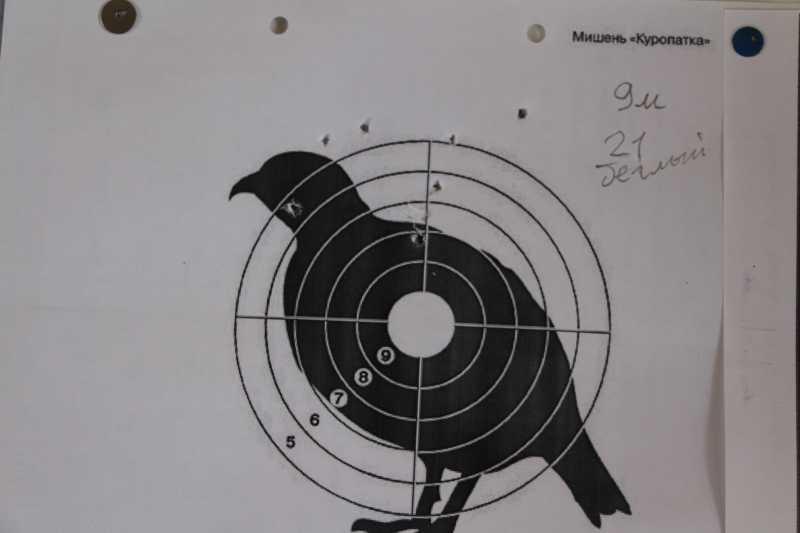 11)Маузер М 712 от Gletcher: первые впечатления от стрельбы и своеобразие модели.