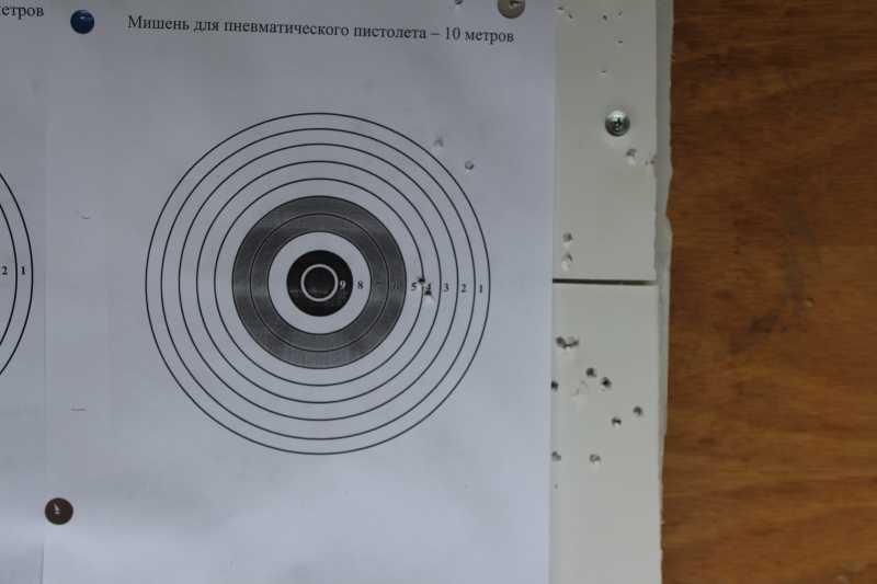 22)Маузер М 712 от Gletcher: первые впечатления от стрельбы и своеобразие модели.