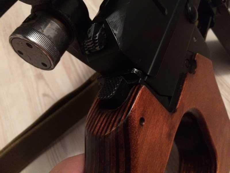 5)Обзор King Arms VSS