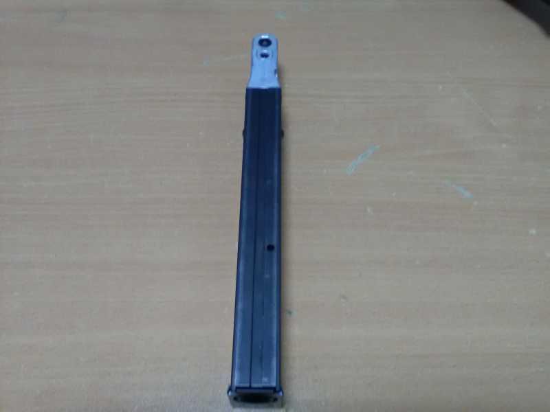 23)Немецкое чудо пневмо версия МР-40.