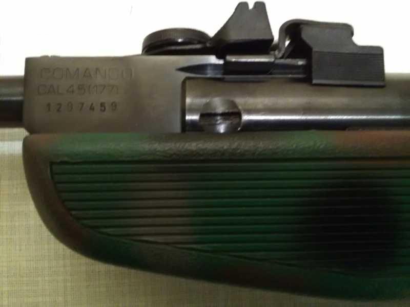 10)Gamo comando многозарядный мини карабин.