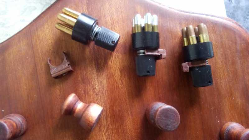 7)«Щит» для револьверов.