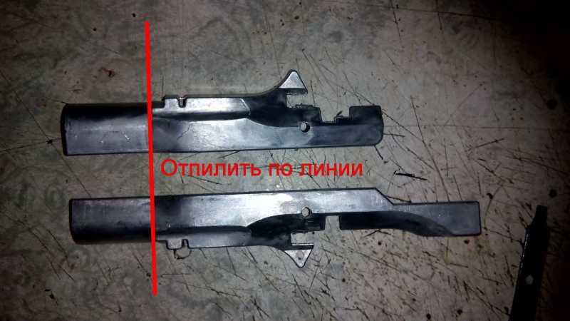 4)Апгрейд пневматического пистолета ASG CZ SP-01 shadow 4,5 мм (Продолжение статьи Обзор декабрьского приза.)