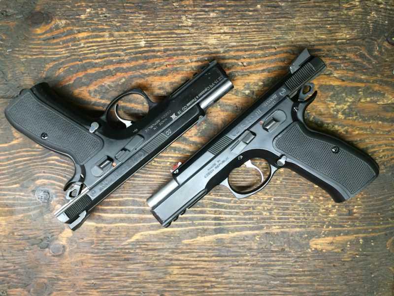 14)Апгрейд пневматического пистолета ASG CZ SP-01 shadow 4,5 мм (Продолжение статьи Обзор декабрьского приза.)