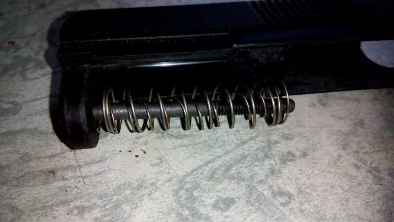 15)Апгрейд пневматического пистолета ASG CZ SP-01 shadow 4,5 мм (Продолжение статьи Обзор декабрьского приза.)