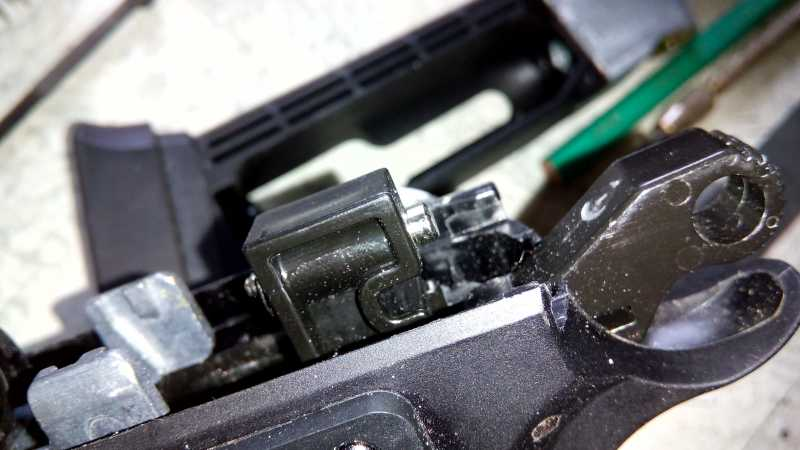 17)Апгрейд пневматического пистолета ASG CZ SP-01 shadow 4,5 мм (Продолжение статьи Обзор декабрьского приза.)