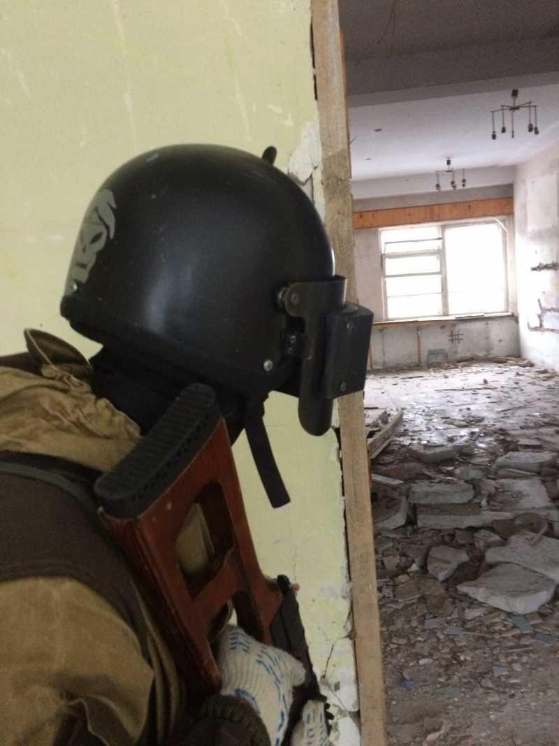 7)Обзор и применение реплики шлема К6-3