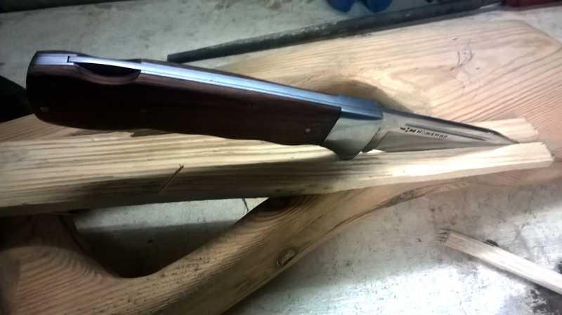 18)Нож С-146 Офицерский. Большой складной ножик.