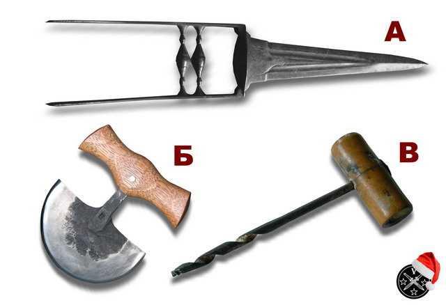 3)Новая «Пиранья» на российском ножевом рынке
