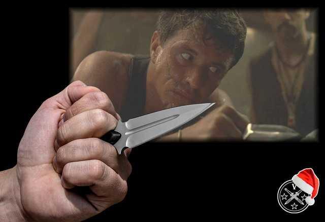 4)Новая «Пиранья» на российском ножевом рынке