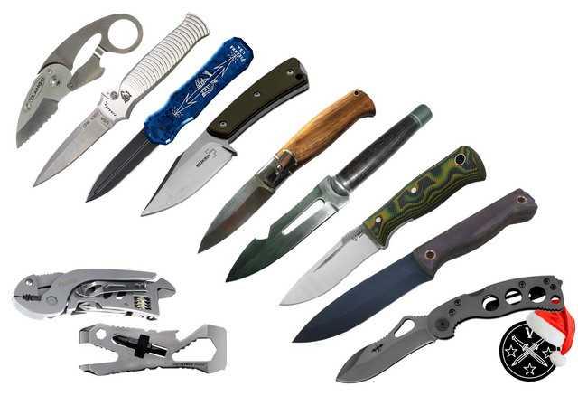 2)Новая «Пиранья» на российском ножевом рынке