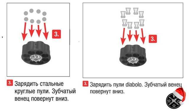 24)ПНЕВМАТИЧЕСКИЙ МОДЕРН – UMAREX UX SA10