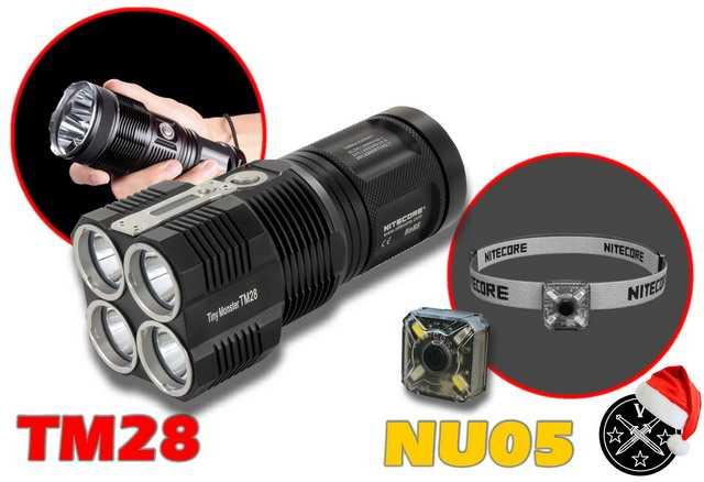 3)Обзор карманного фонаря NITECORE EA2