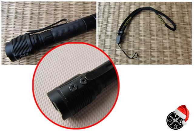 7)Обзор карманного фонаря NITECORE EA2
