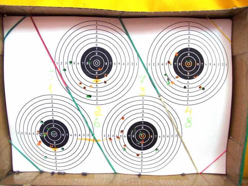 41)Пневматический пулевой револьвер ASG Schofield-6, его достоинства и недостатки