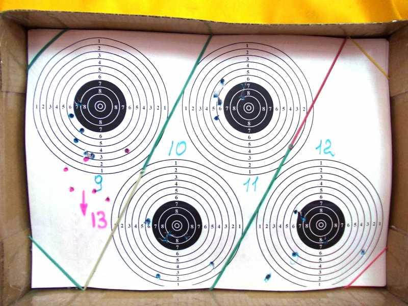42)Пневматический пулевой револьвер ASG Schofield-6, его достоинства и недостатки