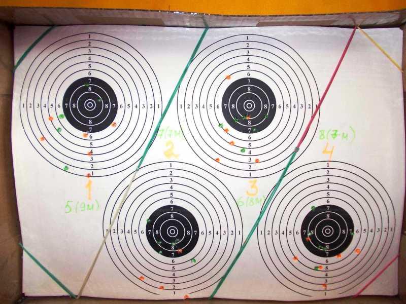 44)Пневматический пулевой револьвер ASG Schofield-6, его достоинства и недостатки
