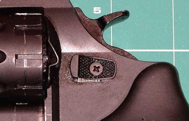 10)Сигнальный револьвер ZORAKI  LOM-S  5,6x16