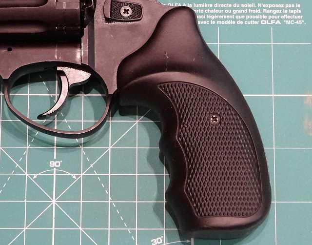 12)Сигнальный револьвер ZORAKI  LOM-S  5,6x16