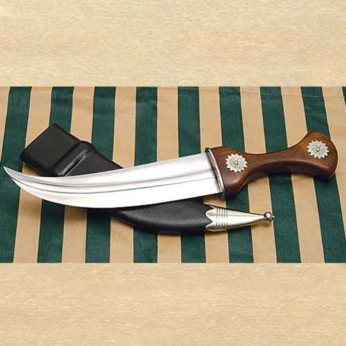 3)Джамбия-традиционный Йеменский нож