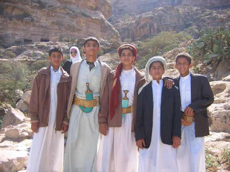 21)Джамбия-традиционный Йеменский нож