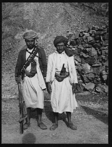 10)Джамбия-традиционный Йеменский нож