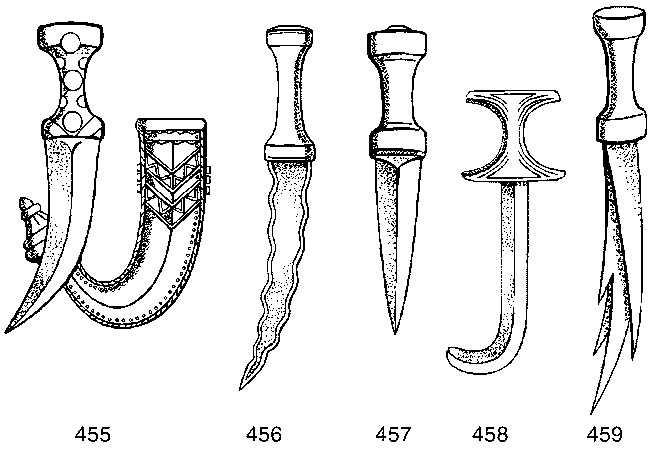18)Джамбия-традиционный Йеменский нож