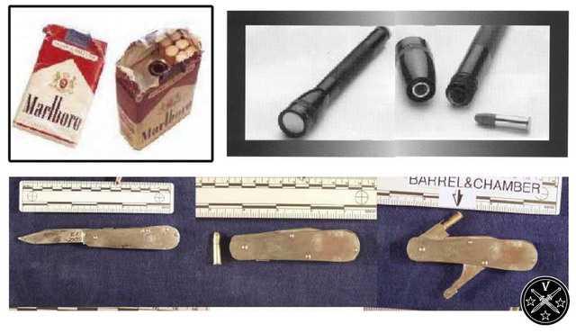 2)Раскрашенное оружие