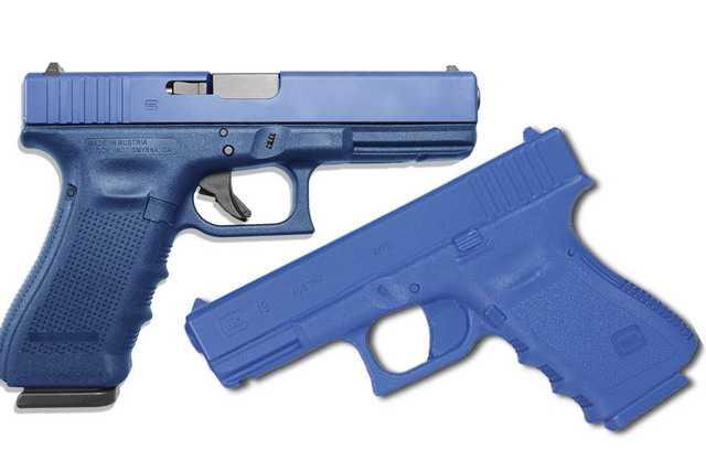 4)Раскрашенное оружие